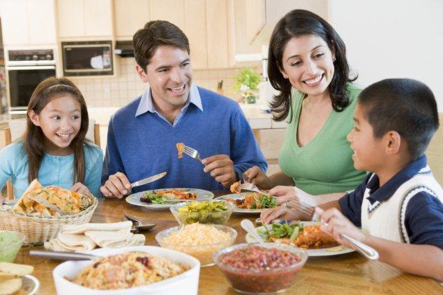 Vegetarian Family