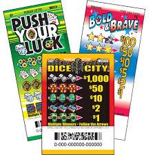 pull tab gambling games
